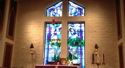 Photo of Church St. Richards Episcopal Church at 1420 E Palm Valley Blvd, Round Rock, TX 78664, United States