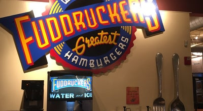Photo of American Restaurant Fuddruckers at 2120 Yale Blvd Se, Albuquerque, NM 87106, United States