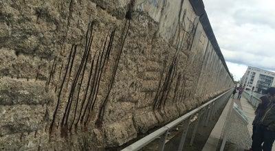 Photo of Public Art Berlin Peace Wall at Berlin, Germany