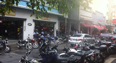 Photo of Motorcycle Shop MobySport at R. General Osório, 406, São Paulo 01213-000, Brazil