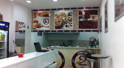 Photo of Coffee Shop Express Coffee at Hoşnudiye Mah. Hacet Sok. No:2, Eskişehir, Turkey