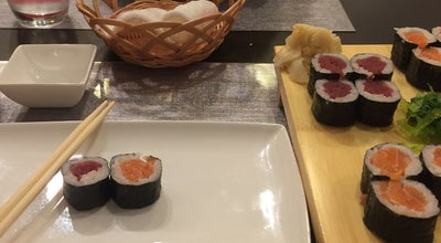 Photo of Asian Restaurant Makato Sushi Bornem at Boomstraat, Bornem 2880, Belgium