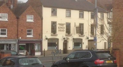 Photo of Gastropub The King's Head at 67 Sidbury, Worcester WR1 2HU, United Kingdom