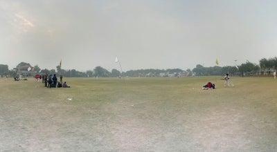 Photo of Playground Jasola Vihar Sports Complex at Jasola Vihar, New Delhi, India