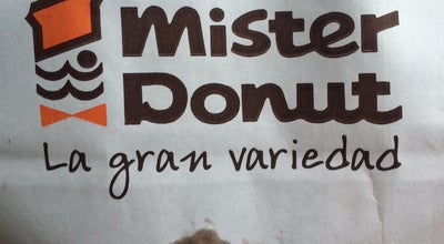 Photo of Diner Mister Donut at Metrocentro San Miguel, San Miguel, El Salvador