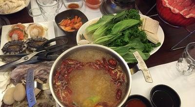 Photo of Mongolian Restaurant 샤오훼이양 (小肥羊) at 강남구 영동대로85길 13, 서울특별시 135-847, South Korea