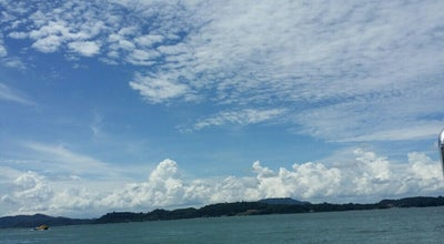 Photo of Beach Pulau Pangkor at Perak, Malaysia