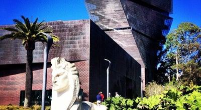 Photo of Art Museum de Young Museum at 50 Hagiwara Tea Garden Dr, San Francisco, CA 94118, United States