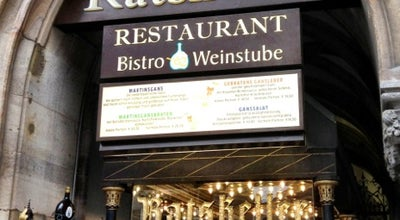 Photo of German Restaurant Ratskeller at Marienplatz 8, Munich 80331, Germany