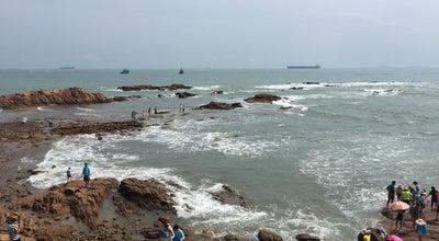 Photo of Beach 第二海水浴场 No.2 Bathing Beach at 6 Shanhaiguan Rd., Qingdao, Sh, China