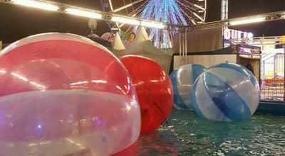 Photo of Theme Park Foire aux manéges de Lille at France