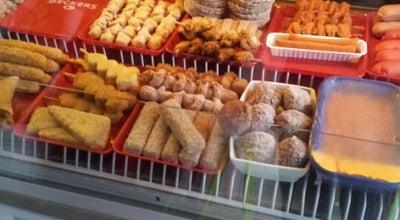 Photo of Food De Blauwe Frituur at Doorniksesteenweg 22, Kortrijk 8500, Belgium