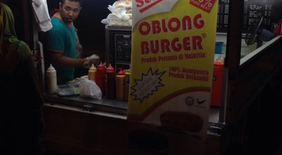 Photo of Burger Joint Oblong Dataran Alor Gajah at Malaysia