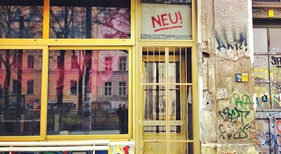 Photo of Bar Neu! Bar at Greifswalder Str. 218, Berlin 10405, Germany