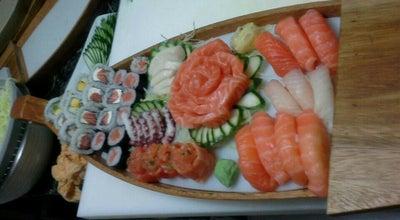 Photo of Japanese Restaurant Yashi comida oriental at Campo Largo, PR, Brazil