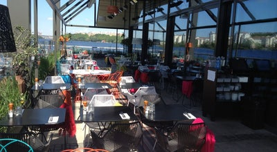 Photo of Scandinavian Restaurant Piren Restaurang och Bar at Kristinebergs Strand 2, Stockholm 112 52, Sweden