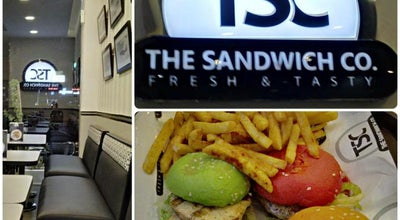 Photo of Sandwich Place The Sandwich Co at Khurais Rd., Riyadh, Saudi Arabia