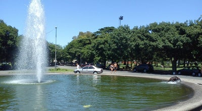Photo of Park Parque Urquiza at Chacabuco 1600, Rosario 2000, Argentina