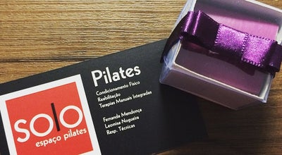Photo of Spa Solo Espaço Pilates at R. 1130, 224, Goiânia 74180-150, Brazil