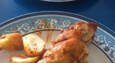 Photo of Asian Restaurant Sheikh Cateress Nasi Kandar at Food Court Pasar Besar Kangar, Kangar 01000, Malaysia