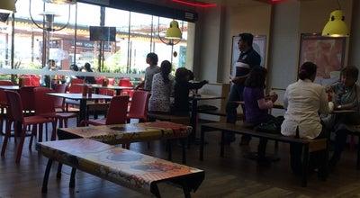 Photo of Burger Joint El Corral at Bazaar Variante Chía-cajica, Chia, Colombia