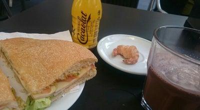 Photo of Bakery Granier Panaderia,  Cafeteria at Rambla Principal 75, Vilanova I La Geltrú 08800, Spain