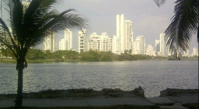 Photo of Beach Laguito, Cartagena at Barrio El Laguito, Cartagena, Colombia