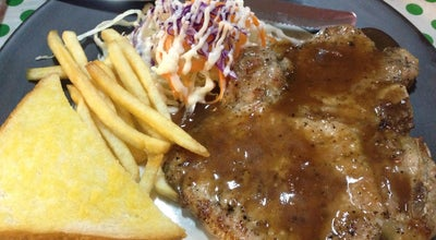 Photo of Steakhouse Charlie's Steaks (ชาลี สเต็กส์) at Near Gymnasium 5 Thammasat University, Khlong Luang 12121, Thailand