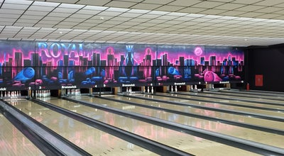 Photo of Bowling Alley Royal Bowling at Τευθιδος 7, Περιστερι - 121 32, Peristeri, Athens 121 32, Greece