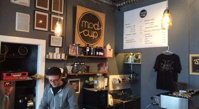 Photo of Coffee Shop Modcup Cafe at 479 Palisade Ave, Jersey City, NJ 07307, United States