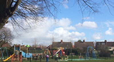 Photo of Playground Victoria Park at Wolverton MK1 2 5, United Kingdom