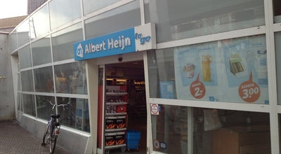 Photo of Convenience Store Albert Heijn to go at Stationsplein 3c, Leiden 2312 AJ, Netherlands