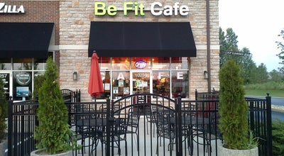 Photo of Breakfast Spot Be Fit Cafe at 10259 Sawmill Pkwy, Powell, OH 43065, United States