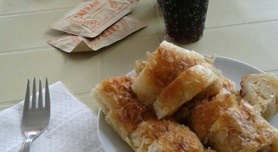 Photo of Pie Shop Safran Börek&Kahvaltı Salonu at Atatürk Mah., Aliağa 35800, Turkey