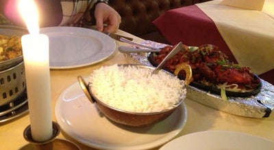 Photo of Indian Restaurant ANAND at Albrechtstr. 12, Berlin 10117, Germany