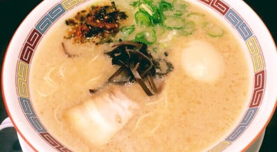 Photo of Food 博多らーめん 四神 金町店 at 金町6丁目4-1, 葛飾区, Japan