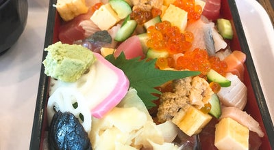 Photo of Sushi Restaurant 沼津 魚がし鮨 静岡空港店 at 坂口3336-4, 牧之原市 421-0411, Japan