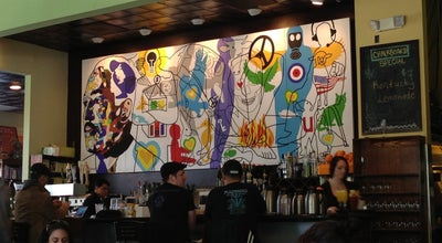 Photo of American Restaurant Busboys and Poets at 2021 14th St Nw, Washington, DC 20009, United States