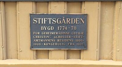 Photo of Historic Site Stiftsgården at Munkegata, Trondheim 7011, Norway