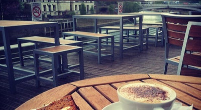 Photo of Cafe Riverside Cafe Bar at Coney St, York YO1 9QL, United Kingdom