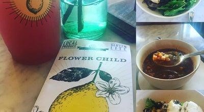 Photo of Gluten-free Restaurant Flower Child at 10460 N 90th St, Scottsdale, AZ 85258, United States