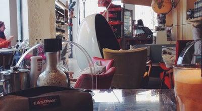Photo of Coffee Shop Léopold Café Presse at Avenue De Tervueren 113, Brussels 1040, Belgium
