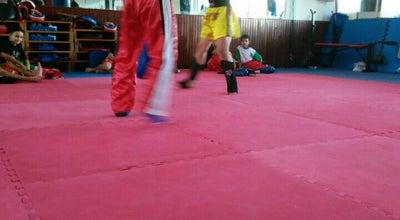 Photo of Arcade serik belediyesi kick boks salonunda at Turkey