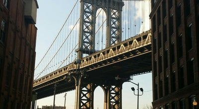 Photo of Tourist Attraction Dumbo at 45 Washington St, Brooklyn, NY 11201, United States