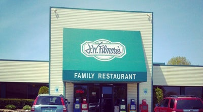 Photo of American Restaurant JW Filmore's Family Restaurant at 906 Spring St, Petoskey, MI 49770, United States