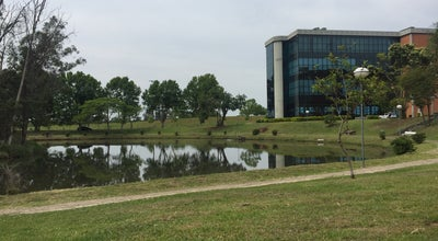 Photo of Lake Laguinho da Ulbra at Ulbra Campus Canoas, Canoas 92425-900, Brazil