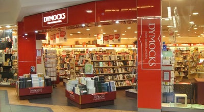 Photo of Bookstore Dymocks Hobart at Centrepoint Shopping Centre, Shop 206/207, Level 2, 70 Murray Street, Hobart, TA 7000, Australia