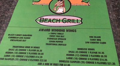 Photo of Beach Bar Bucketheads Beach Grill at 3657 Shore Dr, Virginia Beach, VA 23455, United States