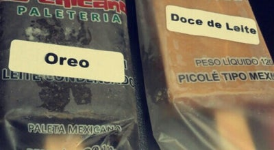 Photo of Ice Cream Shop Los Chicanos Paleteria at Brazil