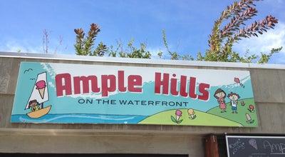 Photo of Ice Cream Shop Ample Hills Creamery at 334 Furman St, Brooklyn, NY 11201, United States